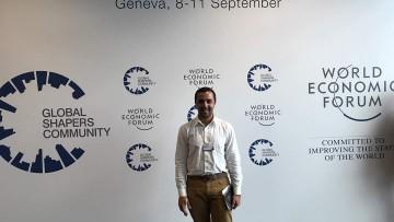 David Elaskar, estudiante de la Facultad de Derecho de la UNCUYO, representó a Mendoza en Ginebra