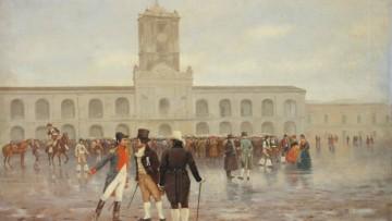 Revolución de mayo y ruptura institucional por Beatriz Bragoni