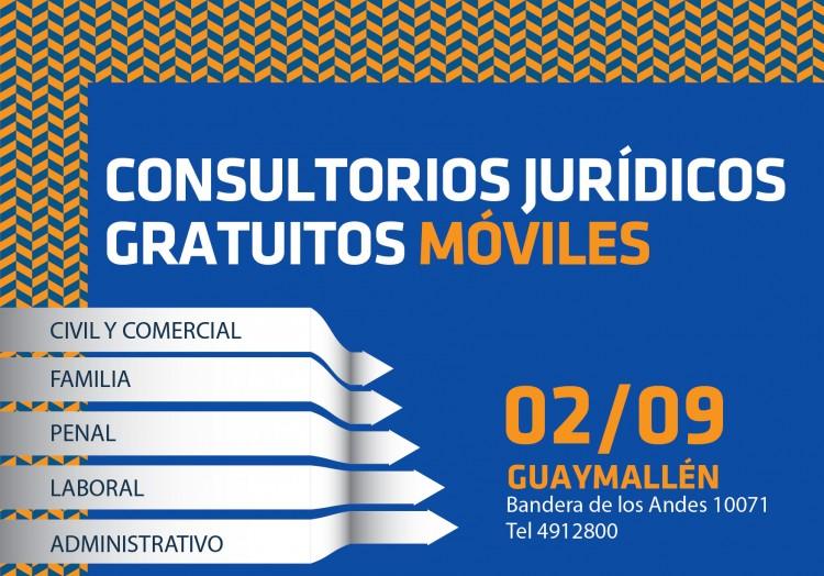 Consultorios Jurídicos Móviles