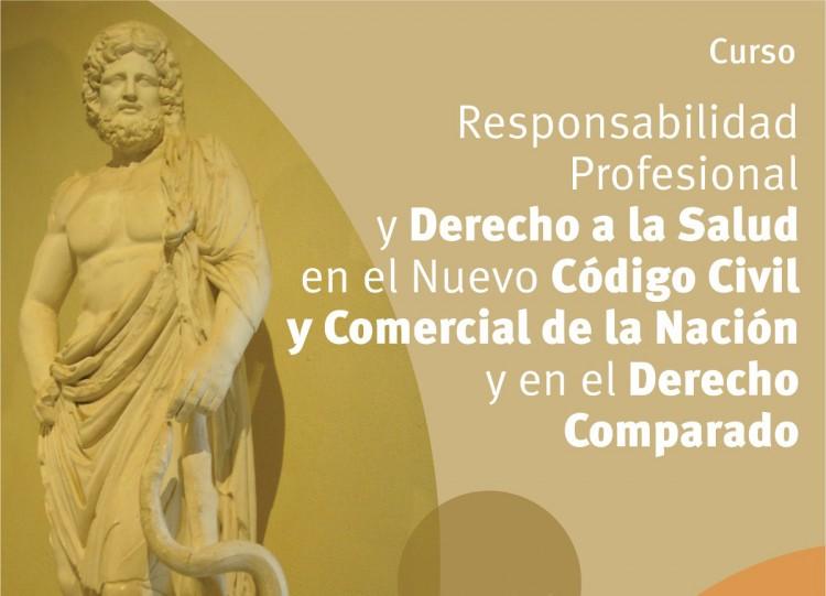 Curso: Responsabilidad Profesional y Derecho a la Salud en el Nuevo Código Civil y Comercial de la Nación y en el Derecho Comparado