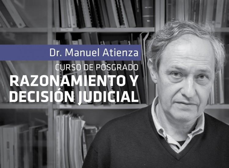 El reconocido catedrático español Manuel Atienza disertará en nuestra Facultad