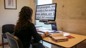 Convocatoria: Becas para el Proyecto de Igualdad de Oportunidades  para Estudiantes con Discapacidad Visual