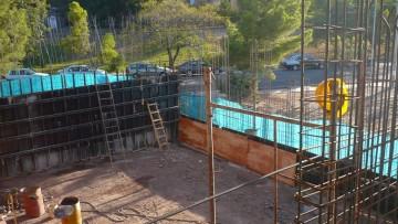 Biblioteca: siguen las obras de ampliación del edificio