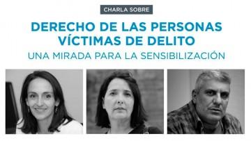 Charla sobre Derechos de las personas víctimas de delito