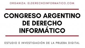 Congreso Argentino de Derecho Informático – Presentación de Ponencias