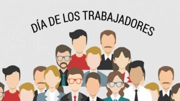 1° De Mayo: ¡Feliz Día Del Trabajador! por Lorena Baamonde