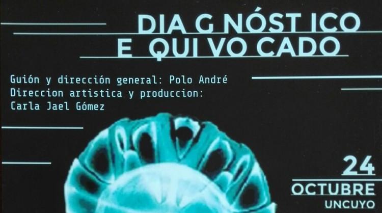 Obra de Teatro: Diagnóstico Equivocado