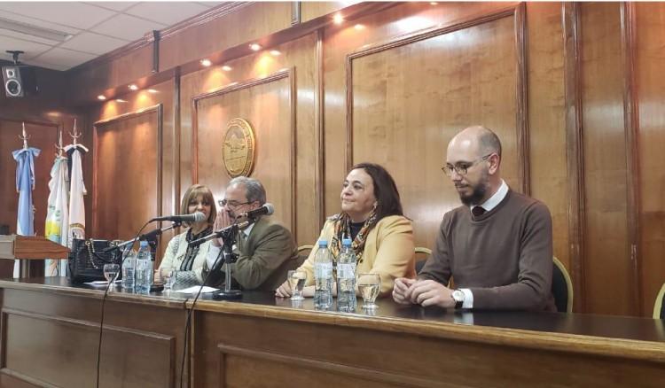 Presentaron la Diplomatura de Posgrado en Derecho y Economía Vitivinícola