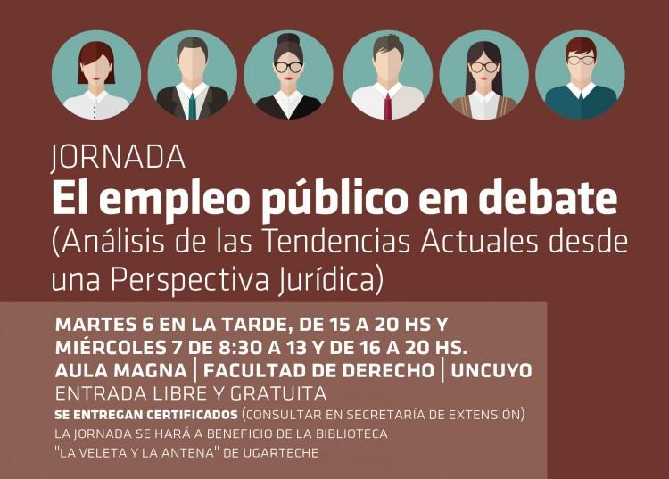 Jornada: El Empleo Público en Debate