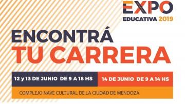 Sumate al Stand de Derecho en la Expo Educativa 2019