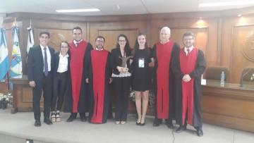imagen que ilustra noticia ¡Faculdade de Direito da Fundação Escola Superior do Ministério Público se quedó con las CUYUM 2017!