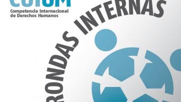 Rondas Internas Competencias Internacionales sobre DDHH