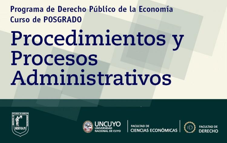 Inicia Posgrado en Procedimientos y Procesos Administrativos
