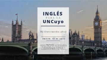 Inglés para la UNCUYO