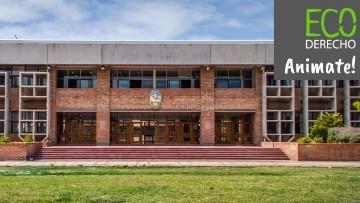 """Concurso """"Construyendo un Desarrollo Sostenible desde la Facultad de Derecho"""""""