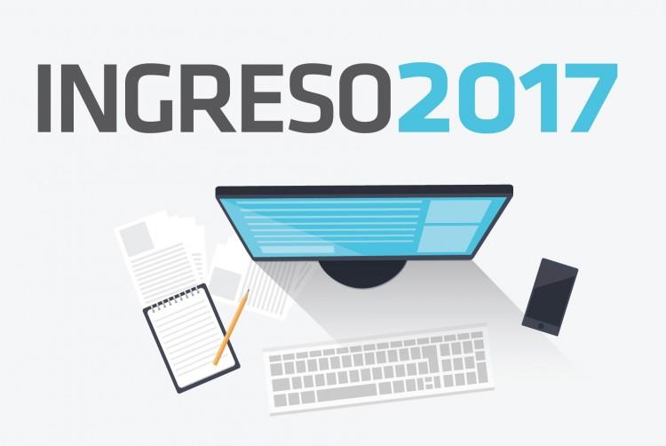 Cronograma Ingreso 2017