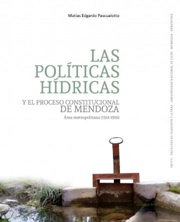 Profesional de nuestra casa presenta trabajo sobre Políticas Hídricas en Mendoza en la Feria Internacional del Libro de Buenos Aires