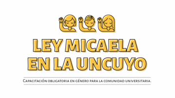 Ley Micaela en la Facultad de Derecho