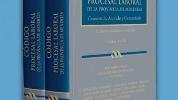 Presentación del libro: Código Procesal Laboral de la Provincia de Mendoza