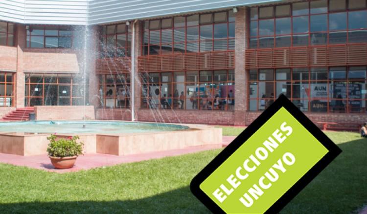 Elección directa UNCUYO