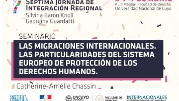 Especialista francesa en derechos humanos visita la Facultad de Derecho