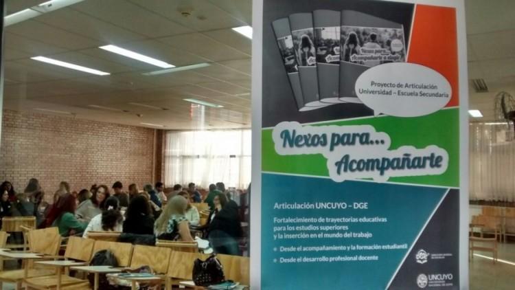 "Dispositivo de Evaluación ""Nexos Para Acompañarte""   Convocatoria Estudiantes"