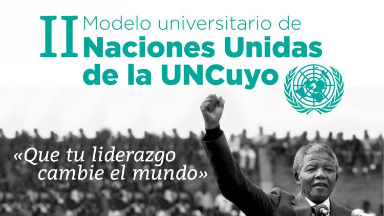 2do Modelo Universitario de Naciones Unidas de la UNCUYO