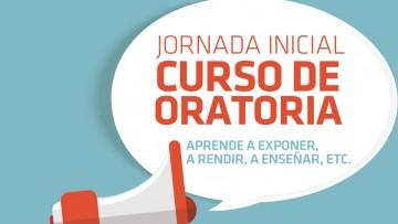 imagen que ilustra noticia Jornada Inicial: Curso de Oratoria