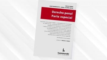 """Presentación del libro """"Derecho Penal. Parte especial"""""""