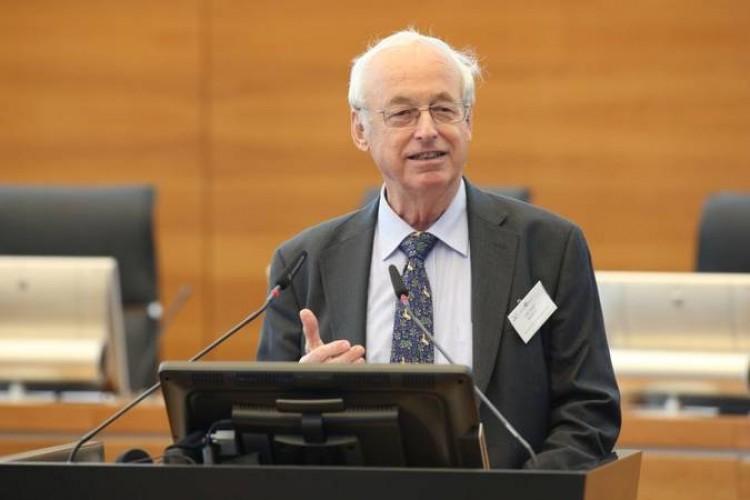 Entregarán el Doctorado Honoris Causa al Profesor Dr. Rüdiger Wolfrum
