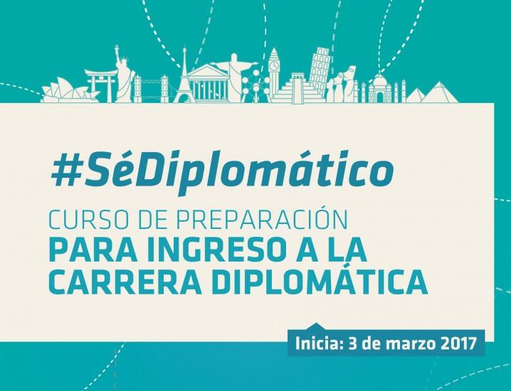 #SéDiplomático