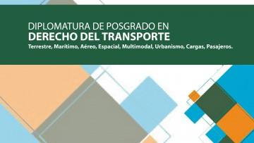 Diplomatura de Posgrado en Derecho del Transporte