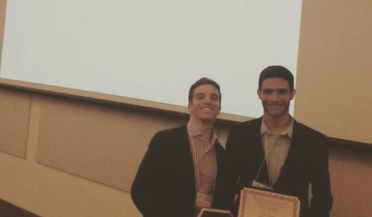 Nicolás Rallo e Iván Vázquez Guerrero serán reconocidos por la H. Cámara de Diputados de Mendoza