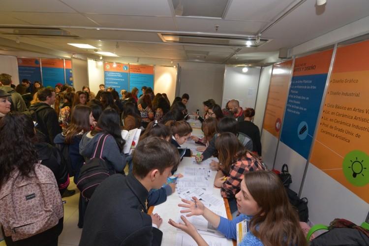 Convocatoria Alumno Informador Vocacional en la Expo-Educativa UNCUYO 2018
