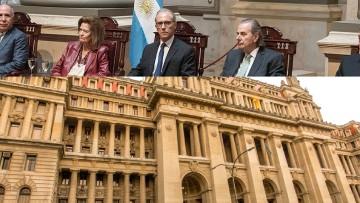 """Conversatorio sobre el fallo """"CABA contra Estado Nacional"""""""