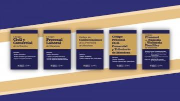 Ya se pueden adquirir Códigos editados por la Facultad de Derecho