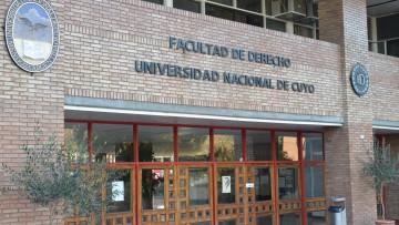 Inscripciones en San Rafael para el Ingreso 2019 de la Facultad de Derecho