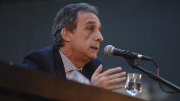 El Dr. Claudio Kiper expondrá en la FD