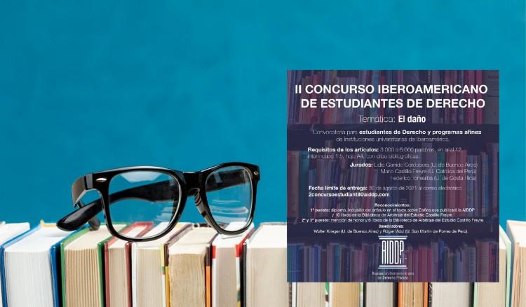 Reunión informativa   II Concurso Iberoamericano de estudiantes de Derecho