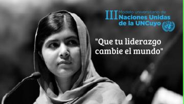 3er Modelo Universitario de Naciones Unidas de la UNCUYO 2021