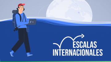 Escalas internacionales: prepará tu próximo intercambio